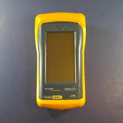 Fluke One Touch Series II Pro Network Assistant - Good condition!