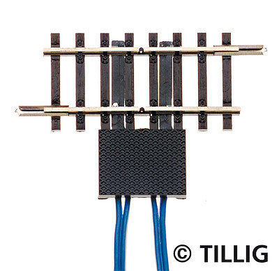 TILLIG 83151 TT Gauge Separating track with Circuit board NEW