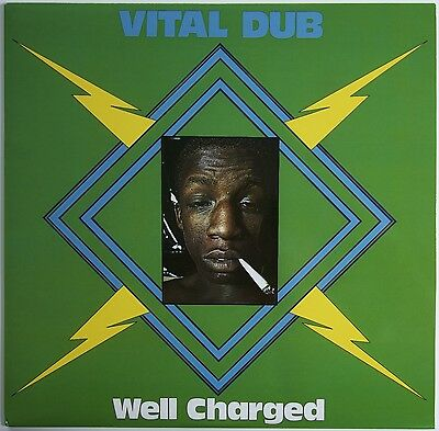 Well Charged - Vital Dub LP USA  Caroline Records CAR 49698-1