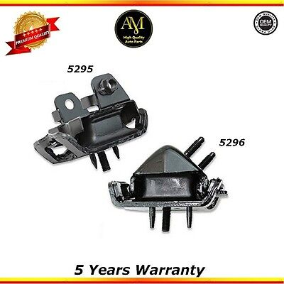 Engine Motor Mount Front Set  For: For Ford Explorer /Mountaineer 4.0L 4.6 L