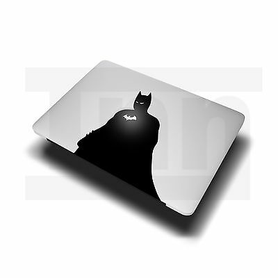 "Batman Apple MacBook decal sticker fits MacBook Pro Air 13"" 15"" and 17"" and more"