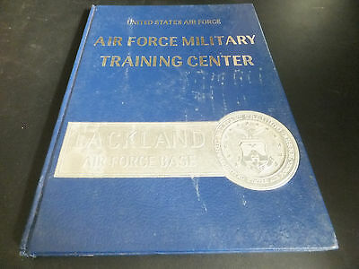 US Air Force Training Center - Lackland AFB, Texas TX - February 1985 Yearbook