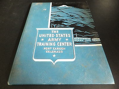 US Army Training Center - Fort Carson, Colorado CO - February 1962 Yearbook