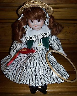 Reproduction German Armand Marseille 323 Googly Doll - Gorgeous Face!