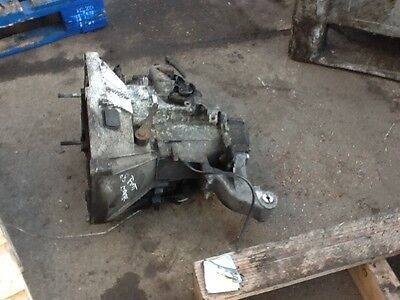 Fiat coupe 2.0 20v 1998 5 Five Speed Manual Gearbox gear box