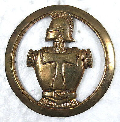 French Military Badge Genie Transmission - Engineers