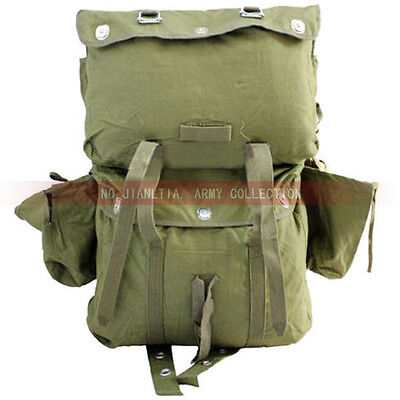 Original Collection Surplus Chinese PLA Type 1965 Paratrooper Backpack Bag