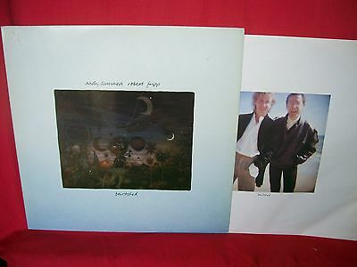ROBERT FRIPP (King Crimson) ANDY SUMMERS Bewitched LP 1984 GERMANY MINT-