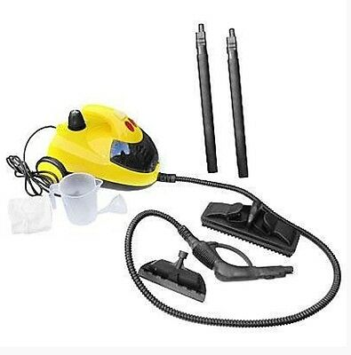 Steam Cleaner Floor Multi Function Carpet Steamer H2O Handheld Cleaning Tool NEW
