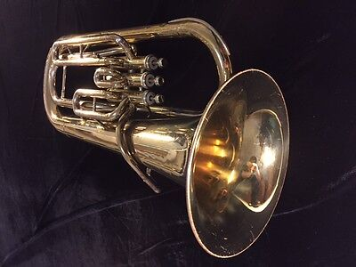 Yamaha YEP -201 Euphonium Baritone Horn Bb Excellent condition! PLAYS VERY NICE!