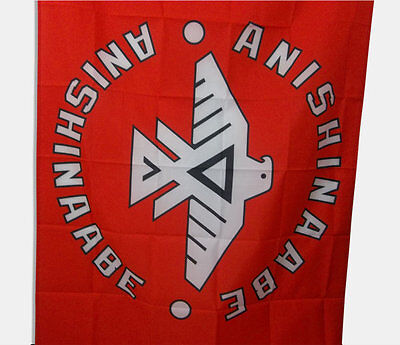 Anishinaabe Flag