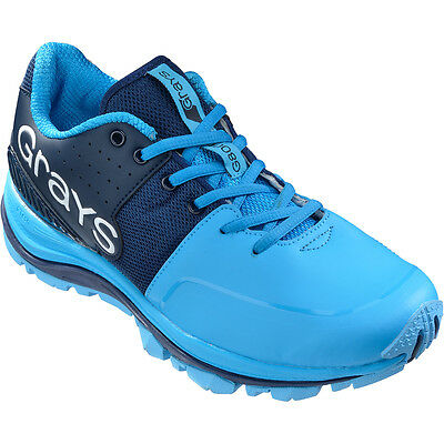 Clearance Line New Grays International G8000 Blue Hockey Shoes Sizes 7- 13