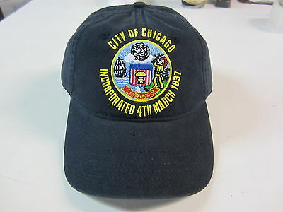 City Of Chicago Hat