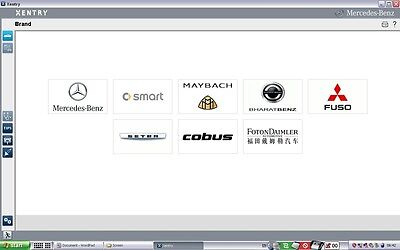 Mercedes BENZ Xentry 2014.12 STAR DAS WIS EPC for DELL D630 offline Programming