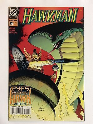 Hawkman #17 (DC Comics) Feb. 1995