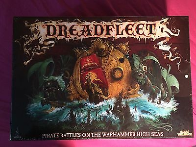 Dreadfleet New and Sealed. Warhammer Games Workshop