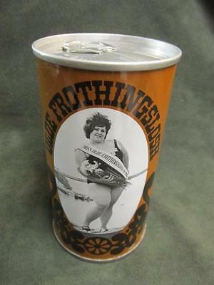 Vintage c.1970 Olde Frothingslosh Brown Pull Tab Can - Pittsburgh Brewing Co.