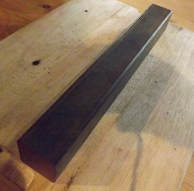 """40mm x 40mm  (approx 1 1/2""""). meehanite ( cast iron ) square bar  1""""-12"""" lengths"""