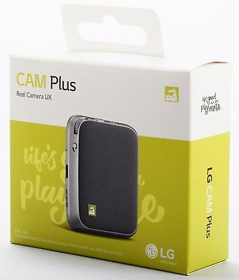 New LG Cam Plus CBG-700 Real Camera UX Camera Expansion Module For LG G5