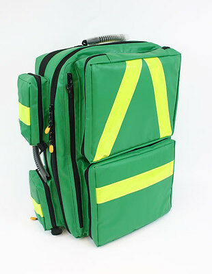 Kitted Emt  Backpack , First Aid, Basics Doctor, First Responder, First Aid