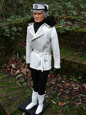 Gerry Anderson Thunderbirds Replica Colonel White Puppet KIT Full Studio Scale