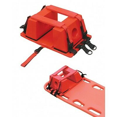 Head Immobiliser, Spine Board / Scoop Stretcher, Paramedic, Ambulance ,trauma,