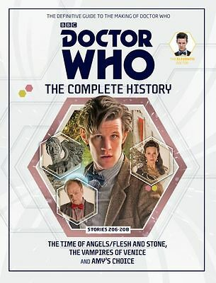 Doctor Who -The Complete History - Issue 31 - The 11th Doctor - Matt Smith