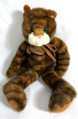 Vintage Russ Berrie Tabatha Kitty Cat Stuffed Animal Plush Toy 12""