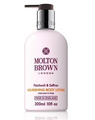 Molton Brown Nourishing Body Lotion - Patchouli & Saffron - 300ml