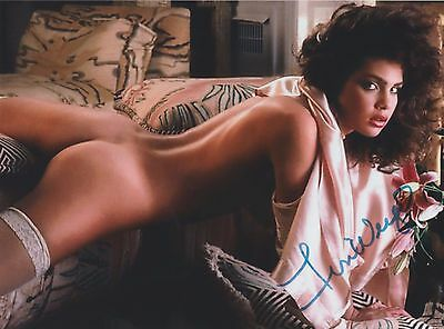 Teri Weigel (Full Nude) Apr 1986 PLAYBOY PLAYMATE RARE SIGNED RP 8X10 WOW!!!