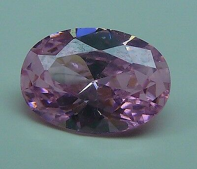AAA CA 1,19 CT 7,00x5,00 MM OVAL CZ / PINK COLOUR 03/ CZ / AAA