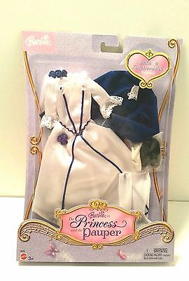 Barbie Princess And The Pauper Erica and King Dominick Fashion Set
