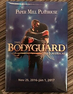 The Bodyguard The Musical Magnet Broadway Papermill Whitney Houston Deborah Cox