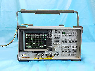 HP/Agilent SPECTRUM ANALYZER HP 8595E HP8595E #1