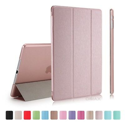 Smart Wake Leather Luxury Slim Case Cover for iPad Air1 2 Pro mini1 2 3 4