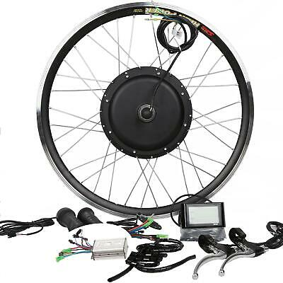 LCD + 48V1000W Hi Speed Electric Bicycle E Bike Hub Motor Conversion kit