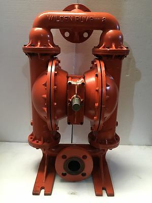 "Wilden M8 2"" Double Diaphragm Pump / Transfer Pump UU"