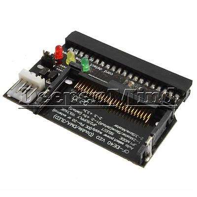 New Compact Flash CF to 3.5 Female 40 Pin IDE Bootable Adapter Converter Card