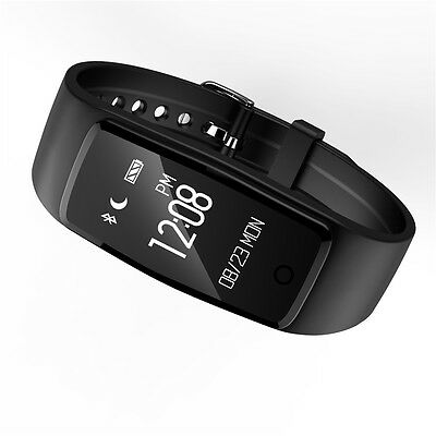 New Smart Wrist Watch IP67 Heart Rate Oxygen Monitor Activity Fitness Tracker