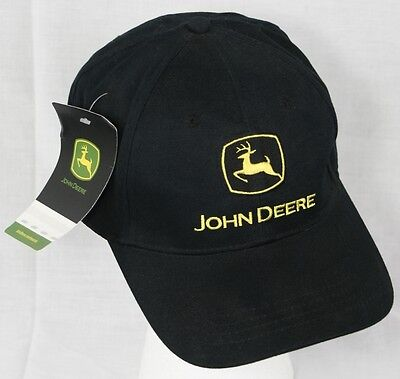 JOHN DEERE Nothing Runs Like A Deere Baseball Style Cap New With Tags