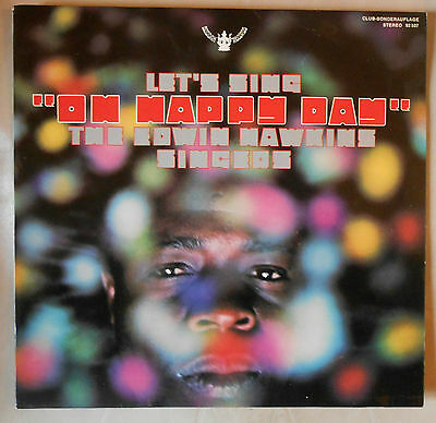 LP The Edwin Hawkins Singers Let`s Sing Oh Happy Day Club- Sonderauflage Buddah