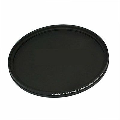 43mm FOTGA Optical Glass Thin Fader Adjustable Variable ND Filter ND2 to ND400