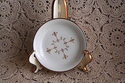 """Vintage Noritake """"courtney"""" #6520, Pin / Butter Dish, Mint Condition"""