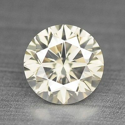 Excellant Sparkling Top Quality Brownish White Diamond Refer Video For Gift