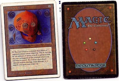 Illusionary Mask - MTG Magic - Unlimited
