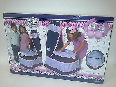 Decuevas Classic Romantic Cradle For Dolls. Ref Nr. 51014 . New