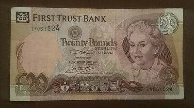 First Trust Bank ZA Replacement Note.