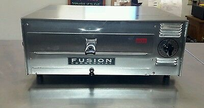 "Fusion 12"" Stainless Steel Commercial Pizza and Snack Oven"