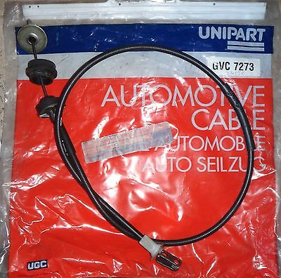CLUTCH  CABLE  QH QCC1360 PEUGEOT 205 1.0 1.1 1.4 1//88-1//1996 BH3 GEARBOX