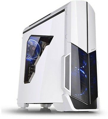 Gaming PC,Intel Core I5 6600,8GB DDR4,1TB HDD,Geforce GTX 1060 Snow Edition